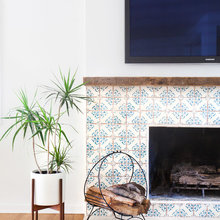 Decorating: 12 Ways to Add Style With Patterned Tiles