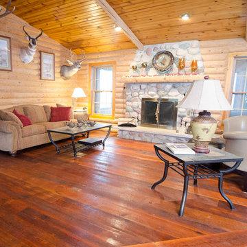 Rustic Wisconsin Cabin