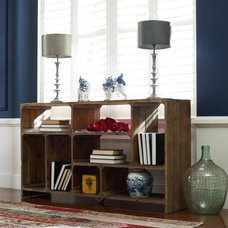 Rustic Storage Units And Cabinets by Zin Home