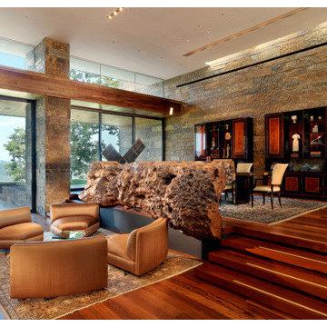 Ryan Associates - New Homes - Sonoma Valley Residence