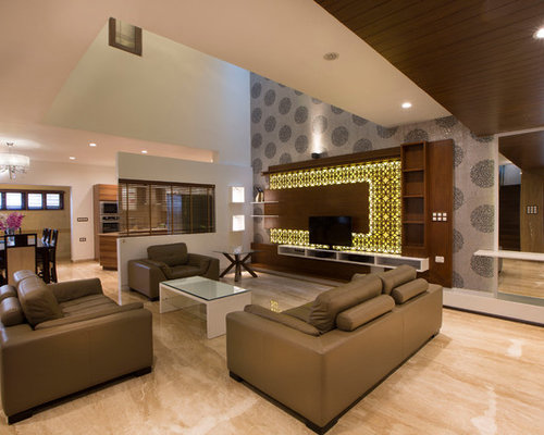 Best Contemporary Living Room Design Ideas & Remodel Pictures | Houzz