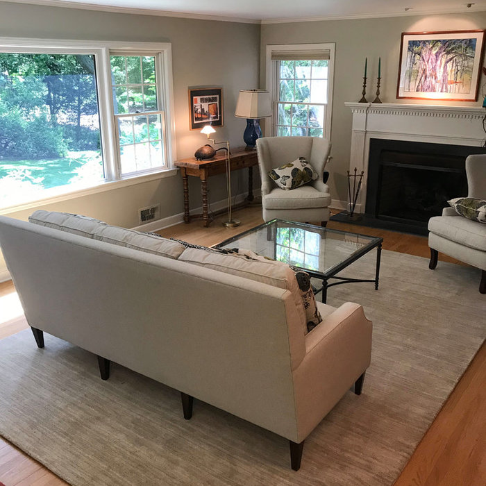Saddle River Staging