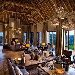 Safari Lodge In Africa