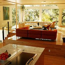 Modern Living Room by Sago International