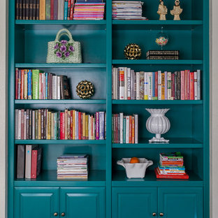 Salida - Paint Grade Bookcase
