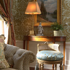 Traditional Living Room by Indicia Interior Design