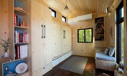 SaltBox Tiny House