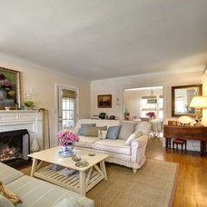 Traditional Living Room by Henderson Images
