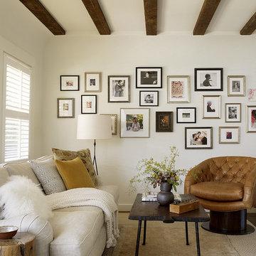 San Anselmo Living Room