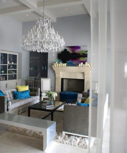 Modern Living Room by Trent Hultgren/Cabana Casa