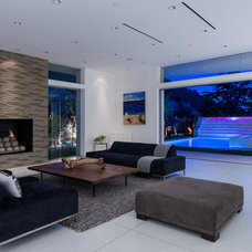 Contemporary Living Room by Nest Architecture Inc.