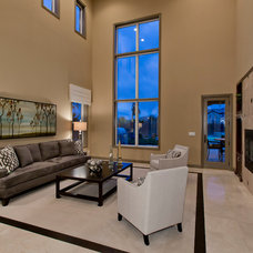 Contemporary Living Room by Luxury-Designer