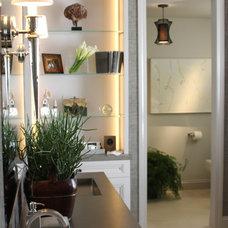 Contemporary Living Room San Francisco Decorator Showcase 2011