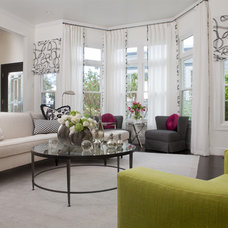 Modern Living Room by Faiella Design
