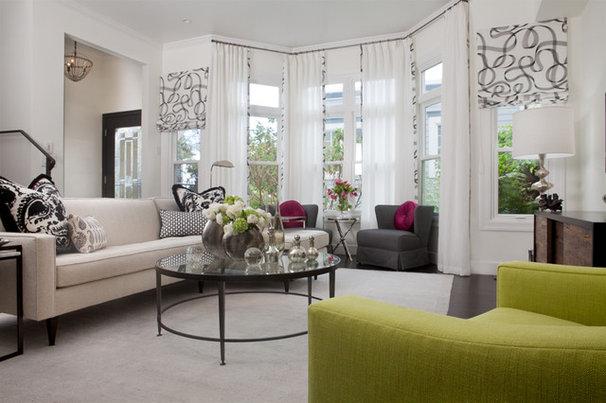 Modern Living Room by Faiella Design