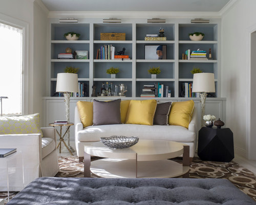 saveemail - Transitional Living Rooms