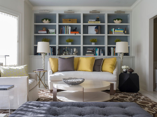 How To Paint A Bookshelf To Transform Your Room Houzz