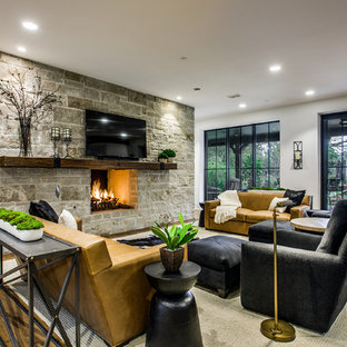 75 most popular living space design ideas for 2018 stylish living