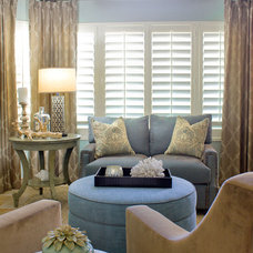 Traditional Living Room by ReStyle Group