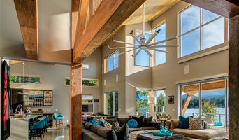 Sandpoint, Idaho, Vacation Home:  Living Room