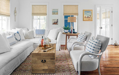 Houzz Tour: A Coastal Home Revamp Preserves Childhood Memories