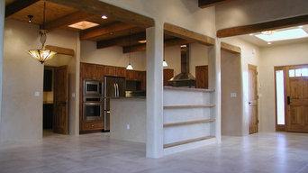 Santa Fe Style Ground-up Town Home - Santa Fe, NM