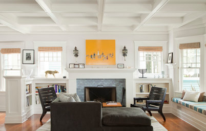 Houzz Tour: Bridging Past and Present in a California Craftsman
