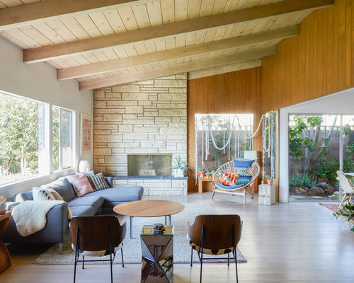 15+ Best Midcentury Modern Living Room Ideas | Houzz
