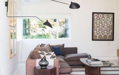 Houzz Tour: A Contemporary Home in California With Midcentury Style