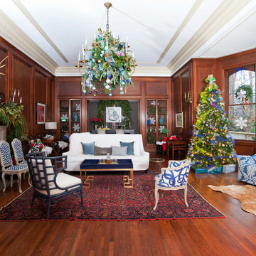 Santa's Chill Room
