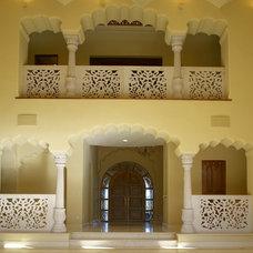 Mediterranean Living Room by Conrado - Home Builders