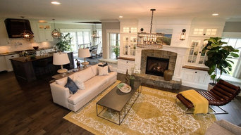Saratoga Showcase of Homes 2016 Great Room