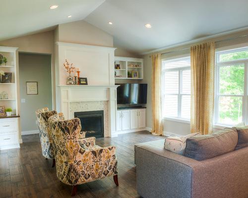 2 shaker style living room design ideas remodel - Shaker Living Room Ideas