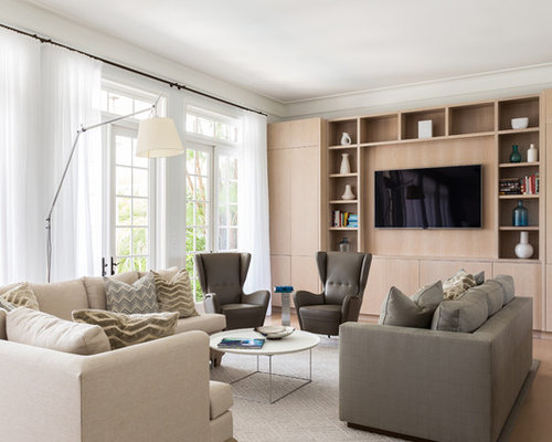 wooden wall units | houzz