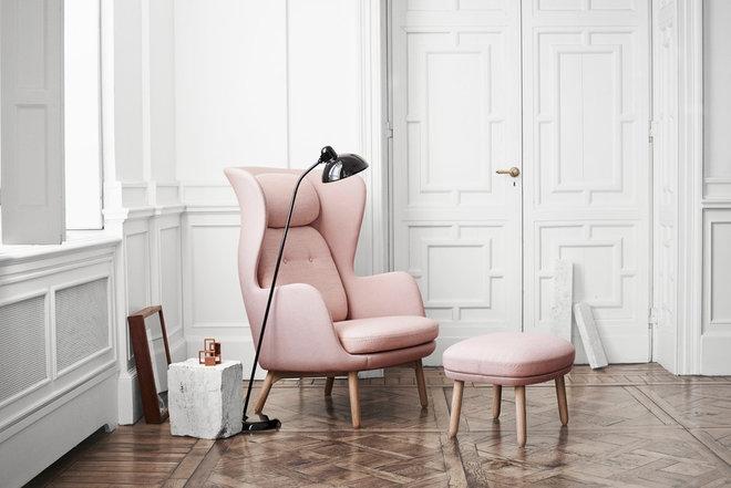 Scandinavian Living Room by designjunction