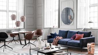 Scandinavian Designer Sofas- Carlton