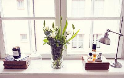 Hvilke vaser passer til hvilke blomster?