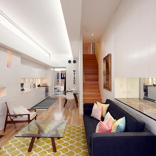 Narrow Space Houzz