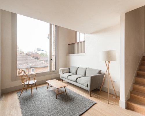 petit salon scandinave photos et id es d co de salons. Black Bedroom Furniture Sets. Home Design Ideas
