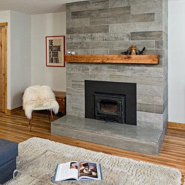 Scandinavian Modern Home Transformation