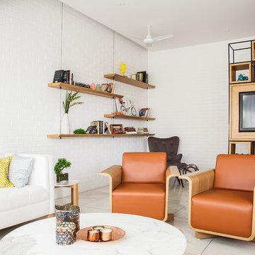 Scandinavian South Mumbai Home | Livspace