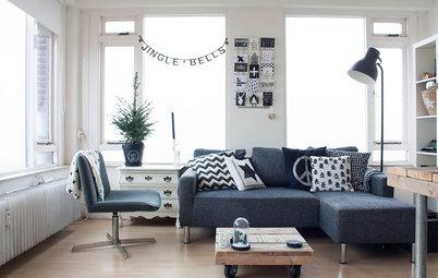 Suivez le Guide : Un appartement néerlandais sous le signe de Noël