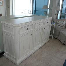 Traditional  by TV Lift Cabinet by Cabinet Tronix
