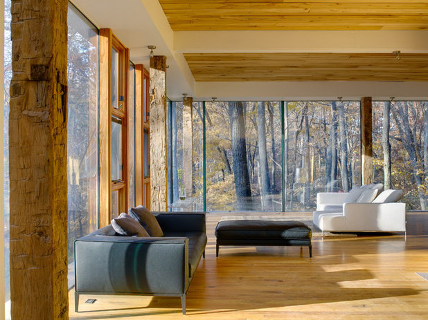 Modern or Contemporary Architecture? The Interiors Edition