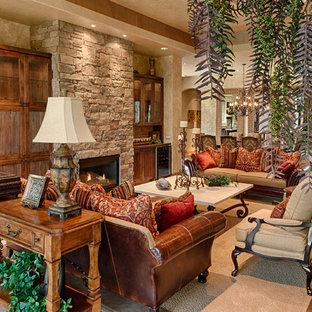 Scottsdale Grayhawk Residence - Living/Dining