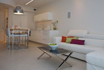 Modern Living Room by SK Designers - Shimrit Kaufman