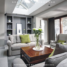Contemporary Living Room by Wall Morris Design