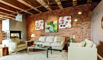 Seattle Pioneer Square Loft Staging
