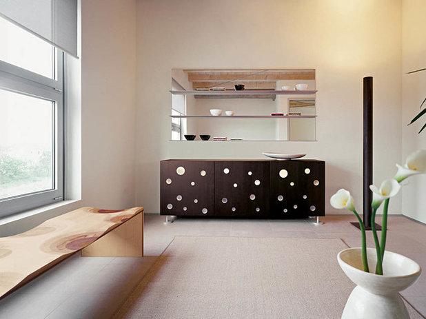 Modern Wohnbereich by Cassoni Furniture & Accessories