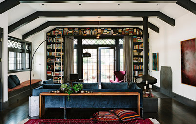 12 Spaces That Prove There's Always Room for Books